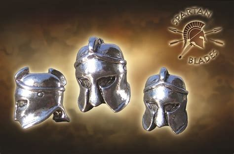 spartan helmet bead paracord ideas knives
