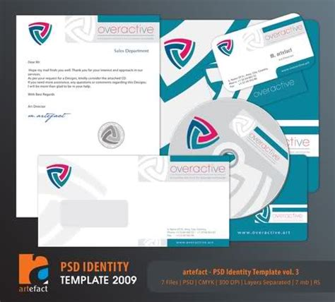 corporate identity template psd 7 corporate identity psd template shin ra network