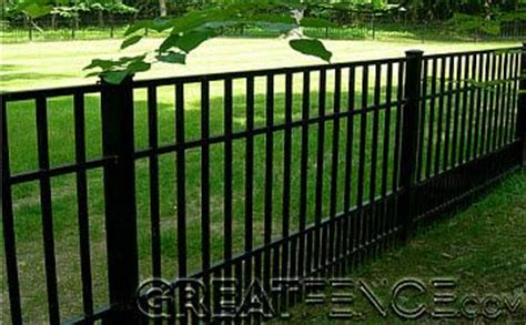 aluminum fence dog panel puppy pickets pet fencing