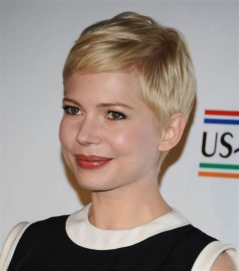 hairstyles for thin hair round face 2015 cool pixie haircuts for round faces wardrobelooks com