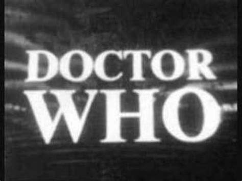 doctor who theme doctor who theme tune 1963 1969 by grainer and delia