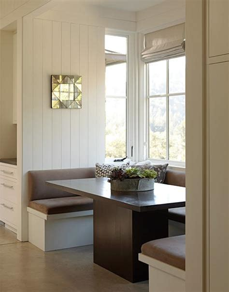 modern kitchen banquette the breakfast nook reinvented kitchen distributors