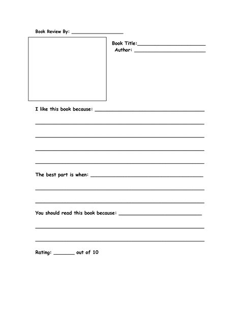 template for review best photos of book review template book review template