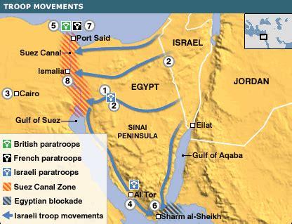 middle east map suez canal news middle east the suez crisis key maps