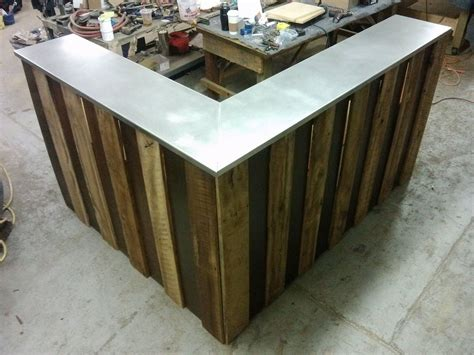 How To Make A Reception Desk Custom Made Reception Desk By Lightfast Design Build Custommade