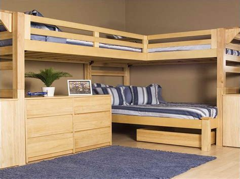 plans to build bunk beds with desk 187 woodworktips