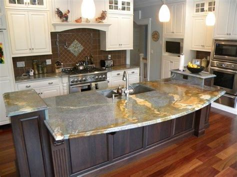unique kitchen countertops unique kitchen countertop designs you can adopt decor