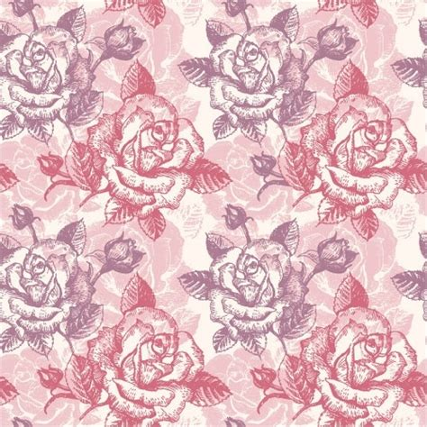 rose pattern background rose pattern background 03 vector free vector in