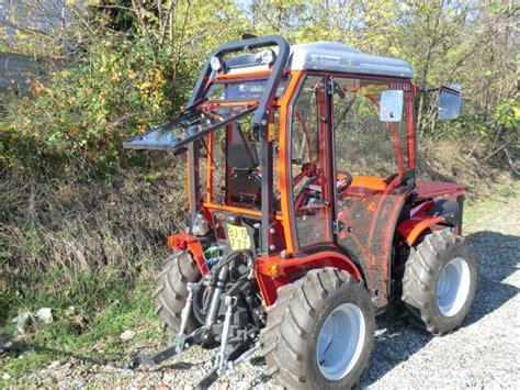 cabine per trattori carraro cabine per trattori modello antonio carraro ttr 4400 hst