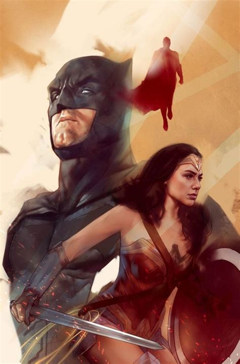 Variant New League Kumo 2017 justice league variant comic book covers revealed