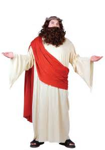 Adam And Eve Costume Plus Size Jesus Costume