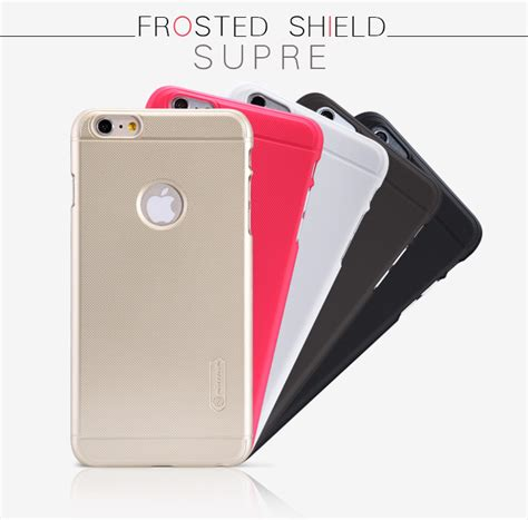 Nillkin Frosted Shield For Apple Iphone Baru 1 jual nillkin iphone 6 plus frosted shield hardcase