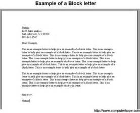 Business Letter Using Block Format also see block block of text letter sxm5ih7g