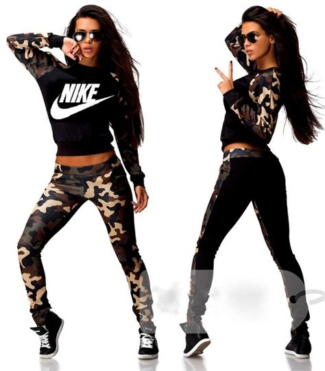 Jaket Nike Just Do It Koreanstyle Special jumpsuit nike just do it camouflage band t shirt sweater swag