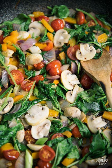 vegetables breakfast veggie breakfast casserole paleo leap