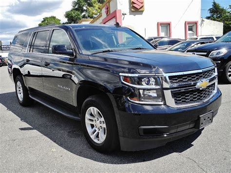 how cars run 2009 chevrolet suburban lane departure warning 2015 chevrolet suburban lt 44170 miles black sport utility 8 cylinder automatic
