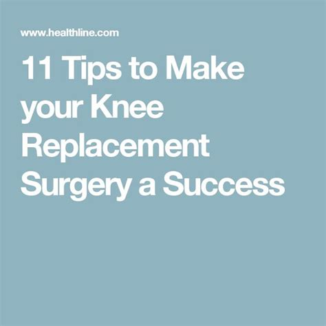 Tips For A Successful Surgical Recovery by Best 25 Knee Surgery Ideas On Knee