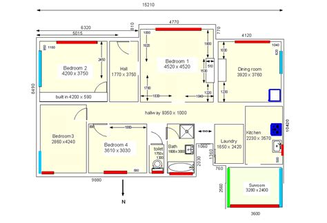 home floor plan visio floor plans now and for the future a green tasmanian
