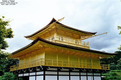 Pavillon Japan by Die Ehemalige Kaiserstadt Kyoto Goldener Pavillon