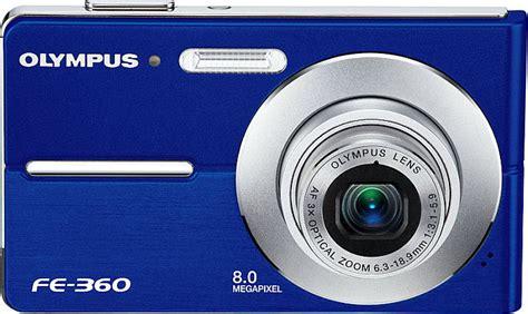 Kamera Olympus Fe 360 olympus fe 360 review