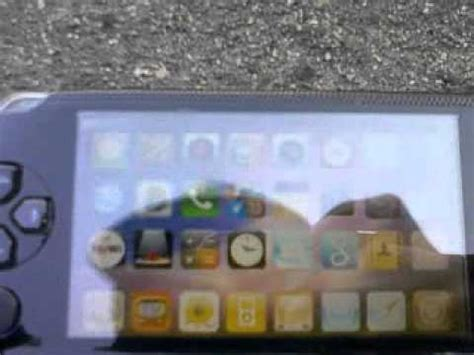 themes for psp 6 60 how to get ctf themes on psp cfw 6 60 pro b9 mp4 youtube
