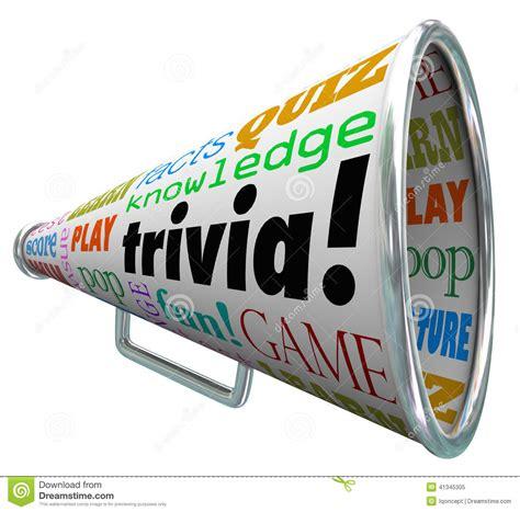 film clip quiz questions trivia knowledge quiz bullhorn megaphone test pop culture
