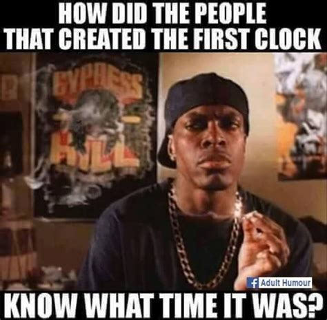 The First Meme - how did the people that created the first clock meme