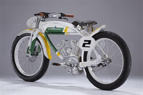 classic biker classic e bike by caterham bikes