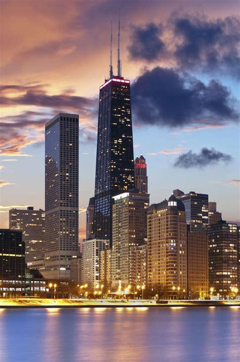 chicago skyline ideas  pinterest chicago