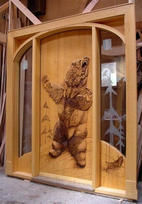 Carved Exterior Doors Doors And Windows Carved Door Wood Pinterest Carved Exterior Doors And