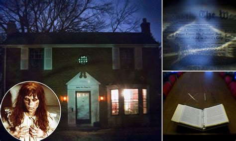 exorcist film house how 1973 horror film the exorcist was based on a real life