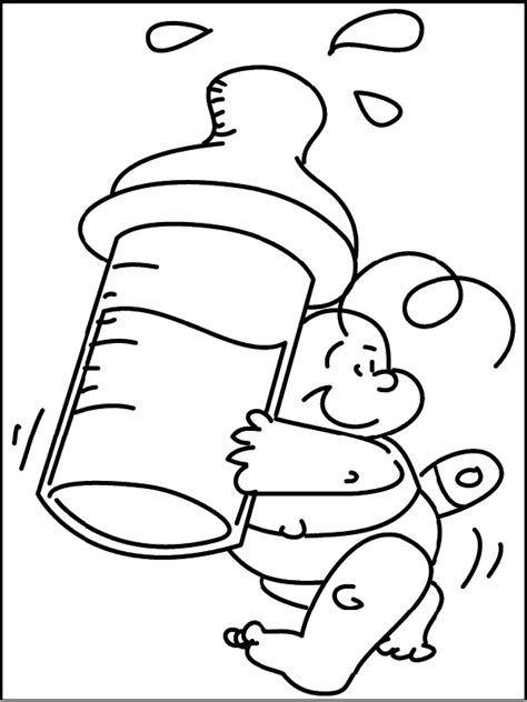 baby color baby coloring pages 2 coloring pages to print