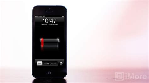 why iphone battery imore