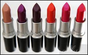 mac lipstick color review swatches mac fall colour lipsticks allura