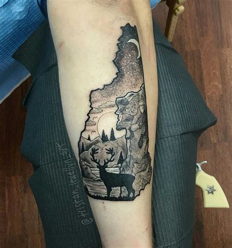 watercolor tattoos nh tristan lewellyn artist at funhouse san diego