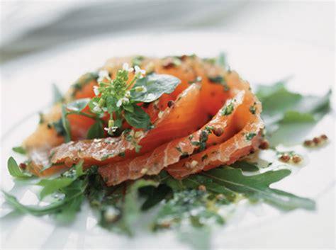 comptoir du saumon saumon fa 231 on gravlax et sa roquette comptoir des vignes
