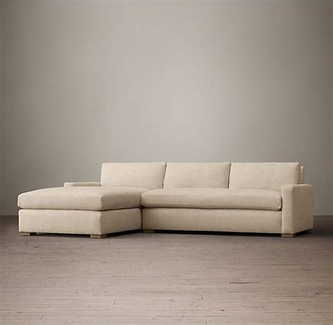 maxwell sofa knock off rh s the petite maxwell upholstered left arm sofa chaise