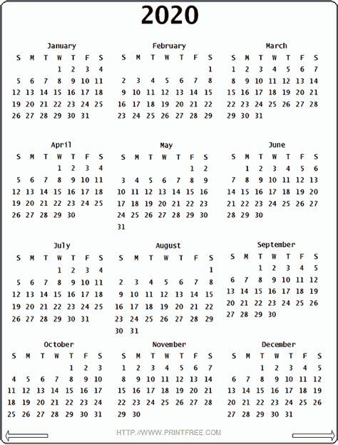 2020 Year Calendar 2020 Calendar Car Interior Design
