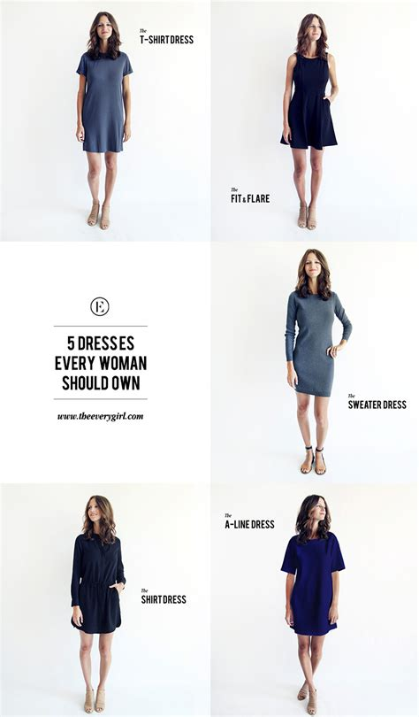 Dress Every 5 timeless dresses every should own the everygirl