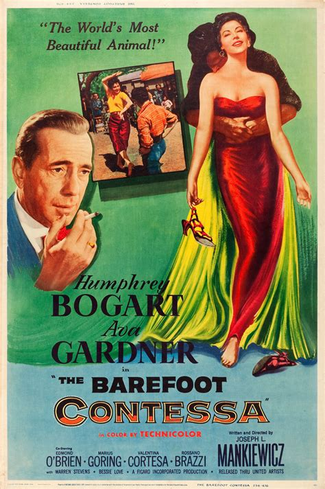 who is the barefoot contessa the barefoot contessa 1954 filmes cine