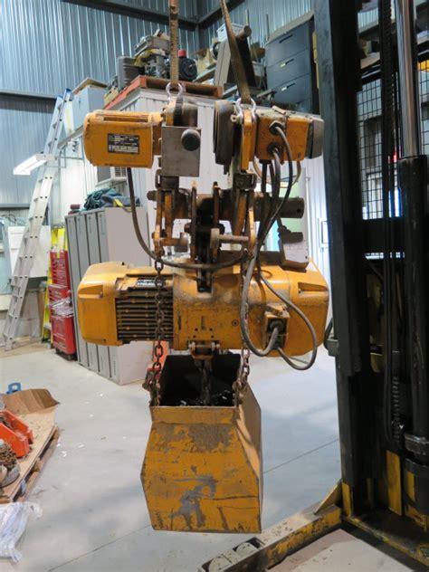 Electric Chain Hoist 7 5 Ton electric chain hoist 7 5 ton kito erm075s