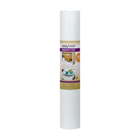 shop duck covers 20 in x 18 ft white shelf liner at lowes