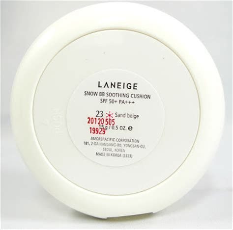 Laneige Snow Bb Soothing Cushion Review review laneige snow bb soothing cushion in sand beige 23 the junkee