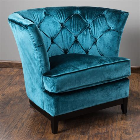 teal tufted sofa anabella teal blue tufted velvet sofa chair great deal