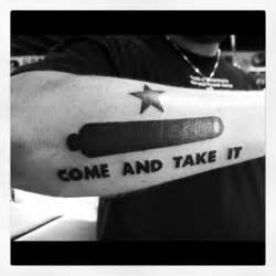 come and take it tattoo inspiration pinterest