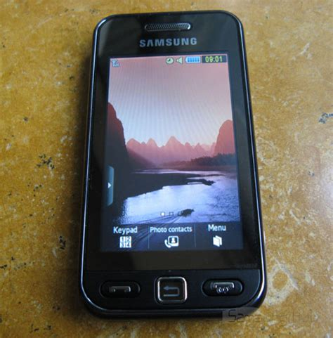 Touchscreen Samsung S5233 S5230 samsung s5230 s5233 review sammy hub
