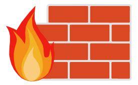 firewall symbol in visio visio firewall icon free icons