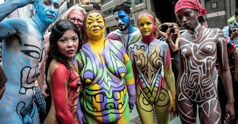 bodypainting festival amsterdam bodypainting day new york city amsterdam by andy golub
