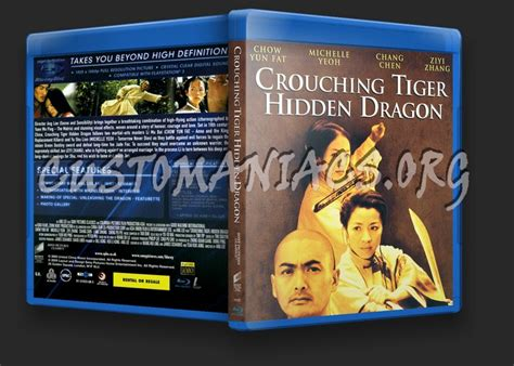Dvd Crouching Tiger crouching tiger cover dvd covers labels by customaniacs id 79144