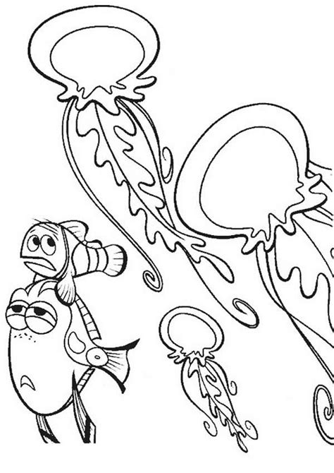 box jellyfish coloring pages nemo jellyfish coloring pages box jellyfish coloring pages